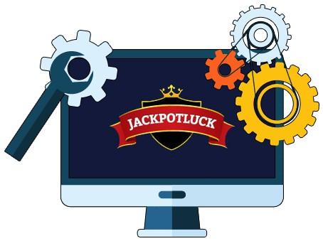 Jackpot Luck Casino - Software