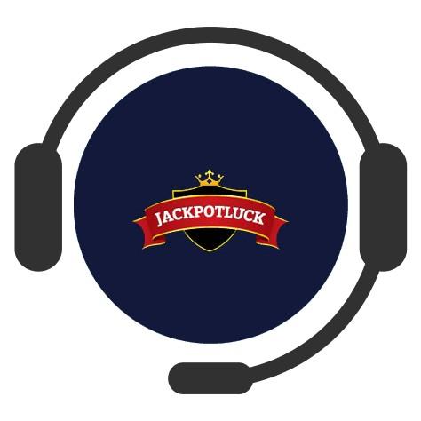 Jackpot Luck Casino - Support