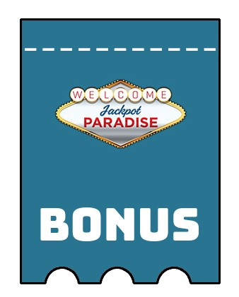 Latest bonus spins from Jackpot Paradise Casino