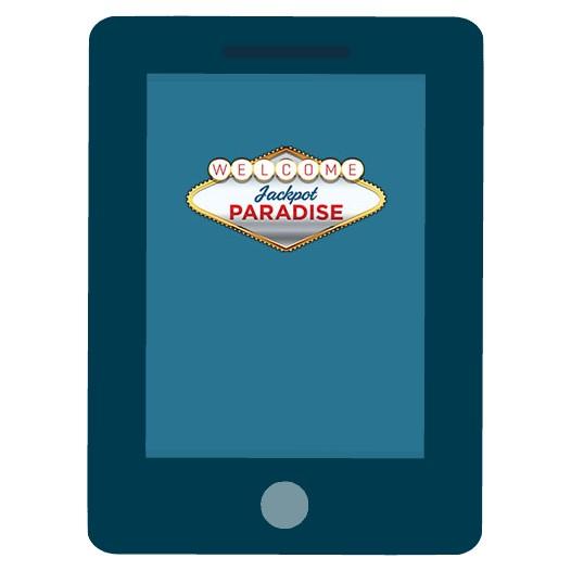 Jackpot Paradise Casino - Mobile friendly