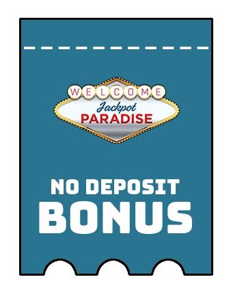 Jackpot Paradise Casino - no deposit bonus CR