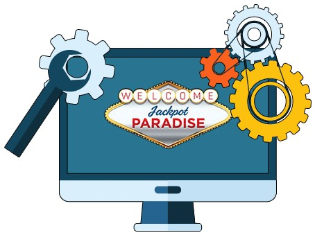 Jackpot Paradise Casino - Software