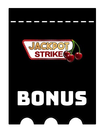Latest bonus spins from Jackpot Strike Casino