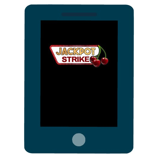 Jackpot Strike Casino - Mobile friendly