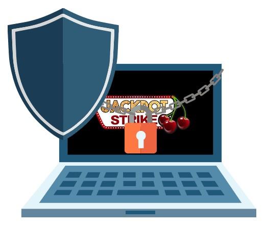 Jackpot Strike Casino - Secure casino