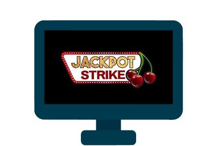 Jackpot Strike Casino - casino review