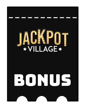 Latest bonus spins from Jackpot Village Casino