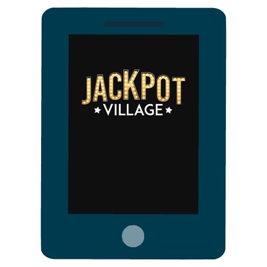 Jackpot Village Casino - Mobile friendly