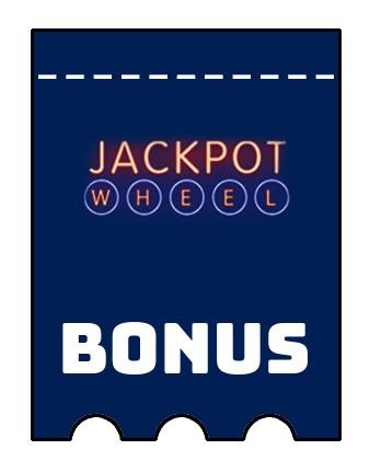 Latest bonus spins from Jackpot Wheel Casino