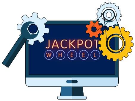 Jackpot Wheel Casino - Software