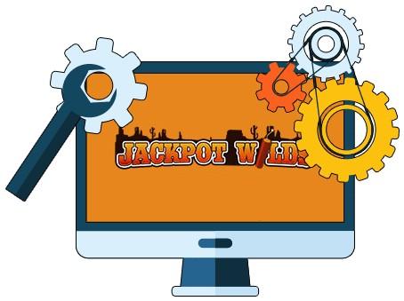 Jackpot Wilds - Software