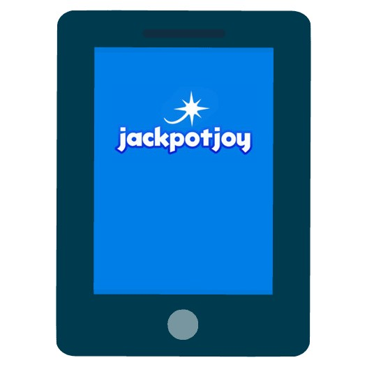 Jackpotjoy Casino - Mobile friendly