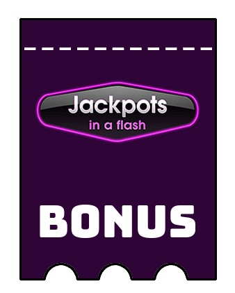 Latest bonus spins from Jackpots in a Flash Casino