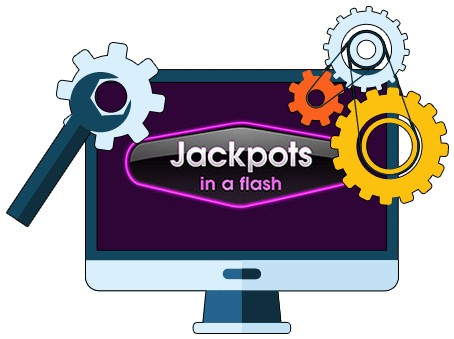 Jackpots in a Flash Casino - Software