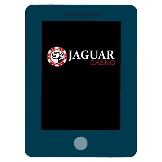Jaguar Casino - Mobile friendly