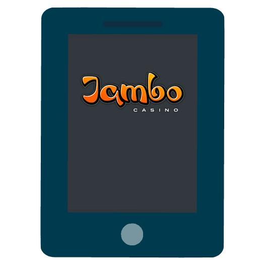 Jambo Casino - Mobile friendly