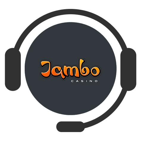 Jambo Casino - Support