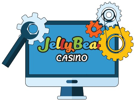 JellyBean Casino - Software
