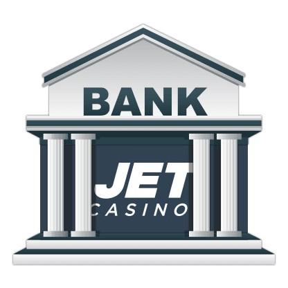 JET Casino - Banking casino