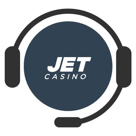 JET Casino - Support