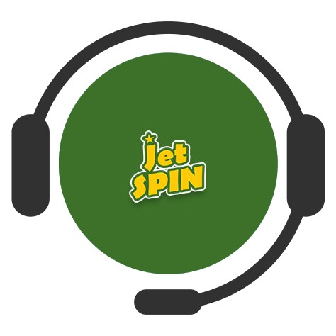 Jet Spin Casino - Support