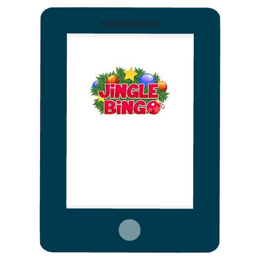 Jingle Bingo Casino - Mobile friendly