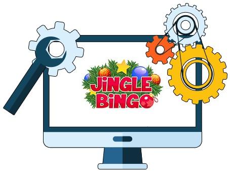 Jingle Bingo Casino - Software