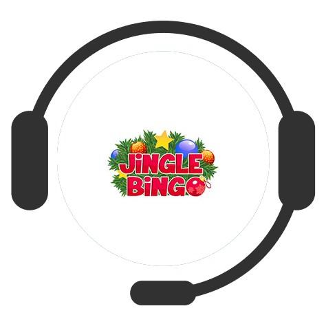 Jingle Bingo Casino - Support