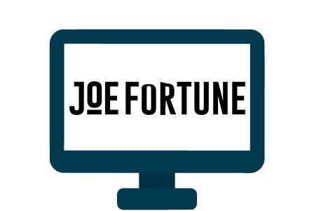 Joe Fortune - casino review