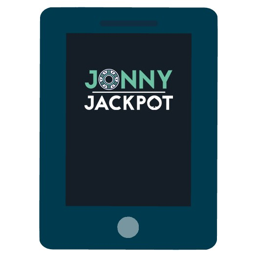 Jonny Jackpot Casino - Mobile friendly