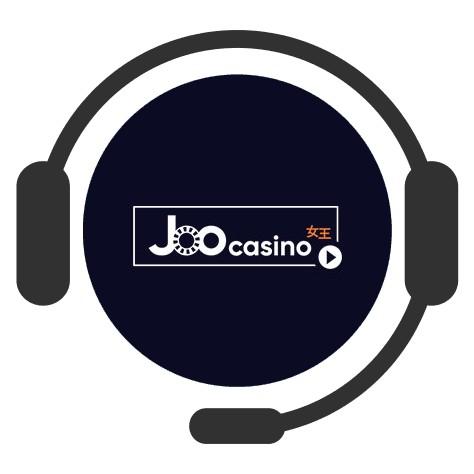Joo Casino - Support