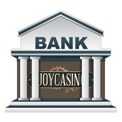 JoyCasino - Banking casino