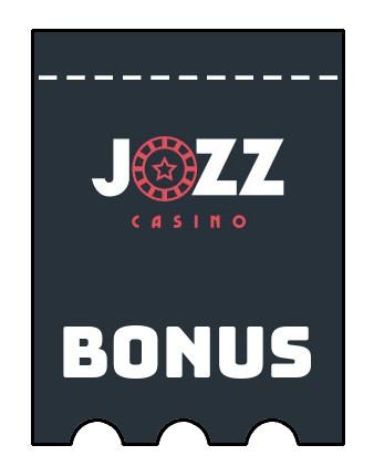 Latest bonus spins from Jozz Casino