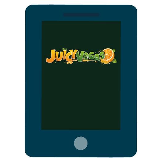 Juicy Vegas - Mobile friendly