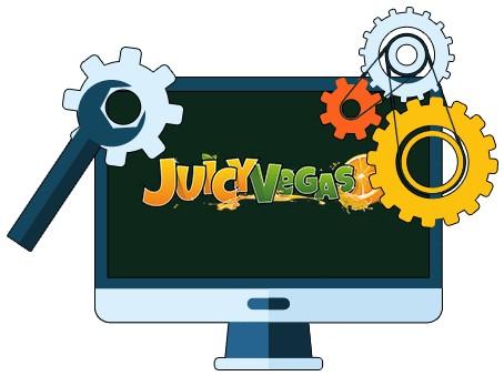 Juicy Vegas - Software