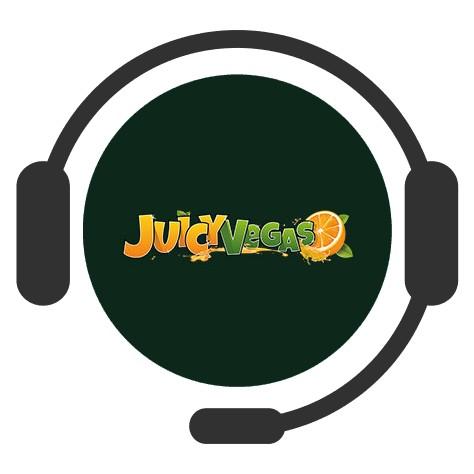 Juicy Vegas - Support