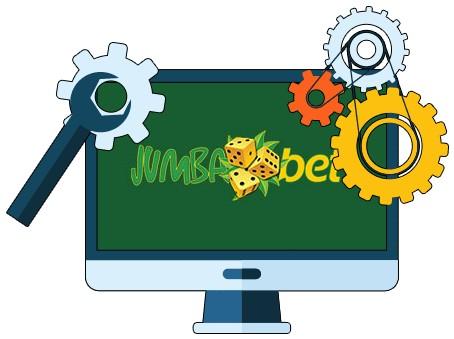 Jumba Bet Casino - Software