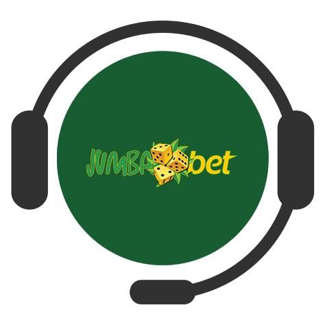 Jumba Bet Casino - Support