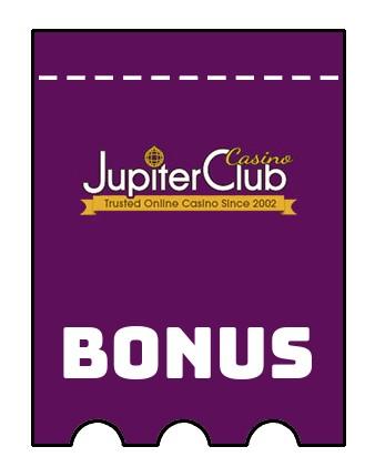 Latest bonus spins from Jupiter Club Casino