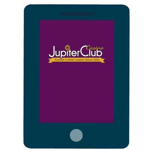 Jupiter Club Casino - Mobile friendly