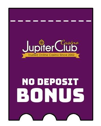 Jupiter Club Casino - no deposit bonus CR