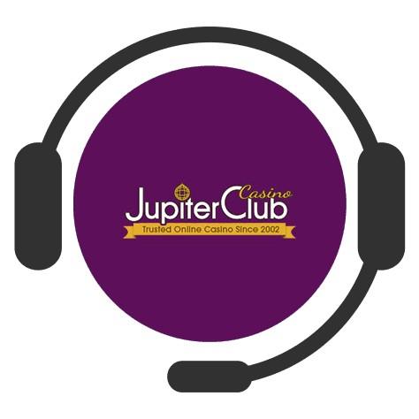 Jupiter Club Casino - Support