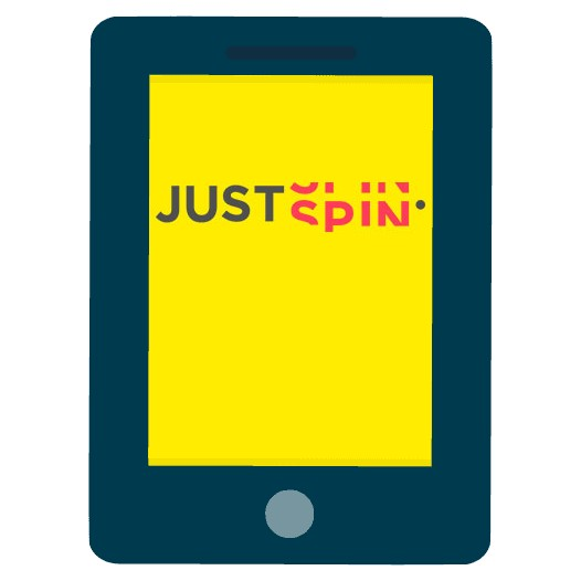 JustSpin - Mobile friendly