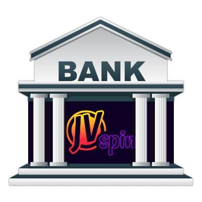 JVspin - Banking casino