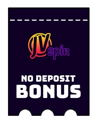 JVspin - no deposit bonus CR