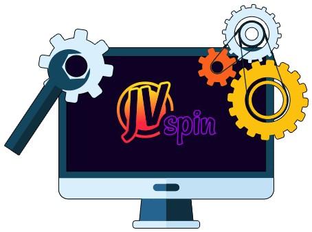 JVspin - Software