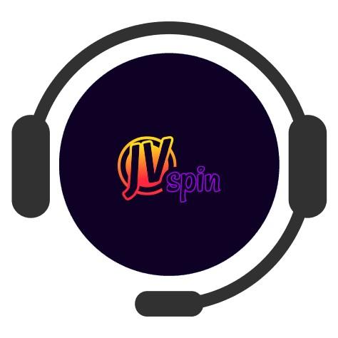 JVspin - Support