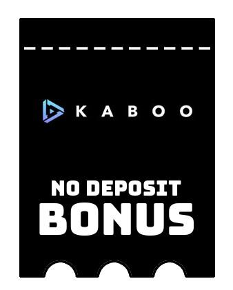 Kaboo Casino - no deposit bonus CR