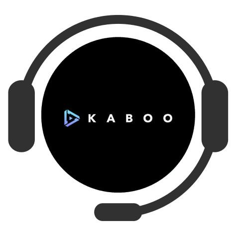 Kaboo Casino - Support