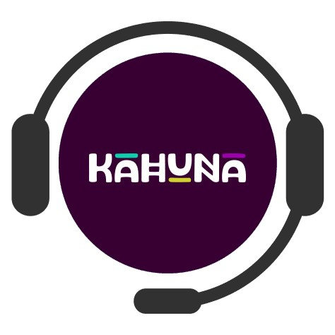 Kahuna - Support